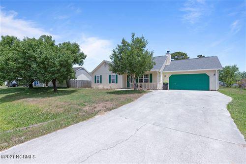 Photo of 108 Glenwood Drive, Hubert, NC 28539 (MLS # 100274815)