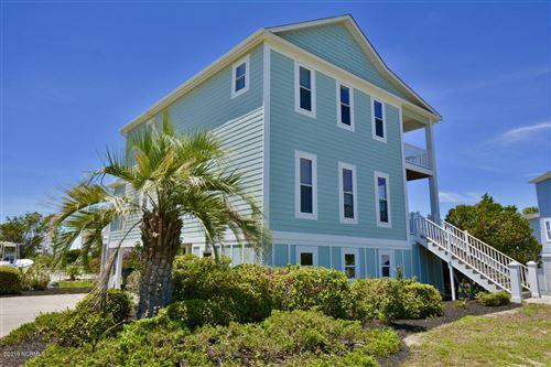 Photo of 109 Strawflower Drive, Holden Beach, NC 28462 (MLS # 100165816)