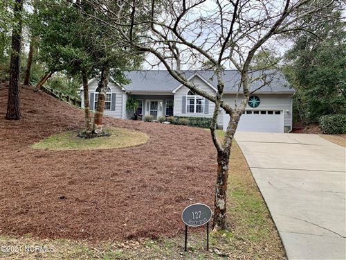 Photo of 127 Holly Road, Pine Knoll Shores, NC 28512 (MLS # 100255816)