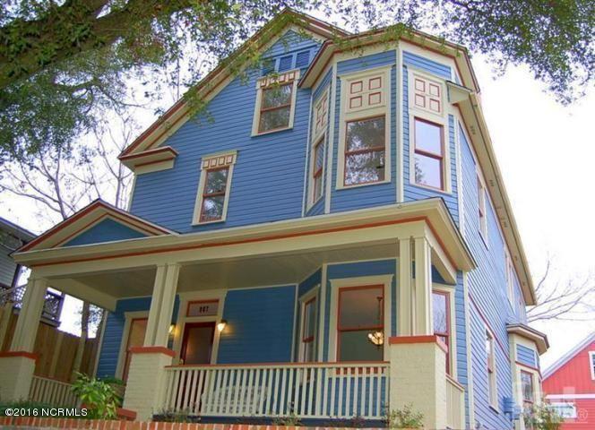 Photo of 807 Orange Street #B, Wilmington, NC 28401 (MLS # 100294816)