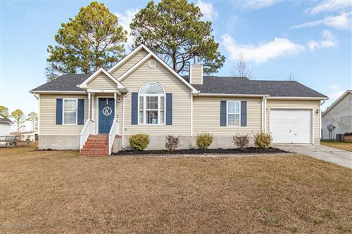 Photo of 218 Chaparral Trail, Jacksonville, NC 28546 (MLS # 100199818)