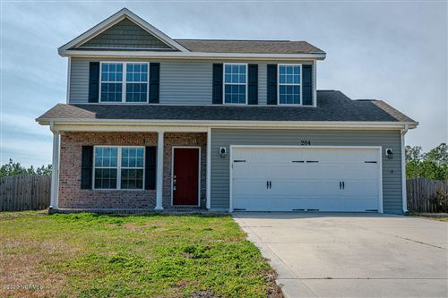 Photo of 204 Tall Tree Court, Maysville, NC 28555 (MLS # 100207819)