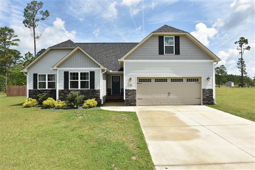 Photo of 186 Peytons Ridge Drive, Hubert, NC 28539 (MLS # 100218819)