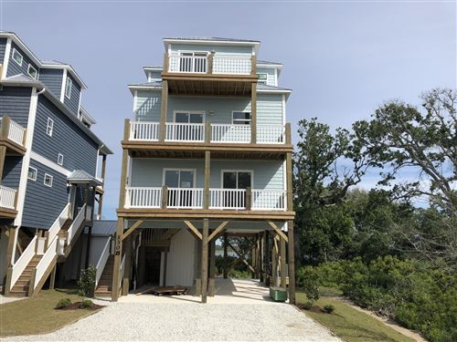 Photo of 132 Fairytale Lane, Surf City, NC 28445 (MLS # 100126820)