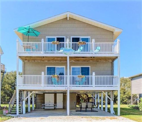 Photo of 1117 S Topsail Drive, Surf City, NC 28445 (MLS # 100210820)
