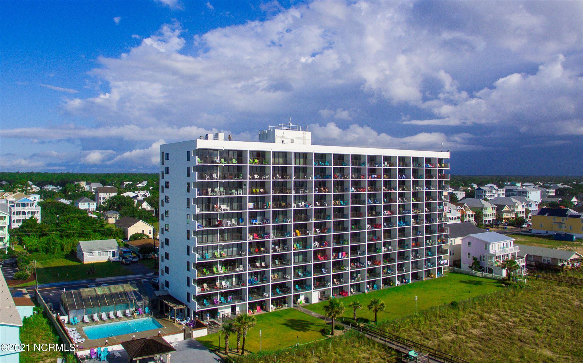 Photo for 1615 Lake Park Boulevard S #Unit 412, Carolina Beach, NC 28428 (MLS # 100286820)