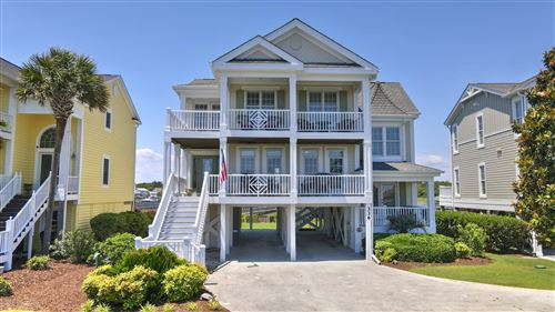 Photo of 336 Marker Fifty Five Drive, Holden Beach, NC 28462 (MLS # 100220822)