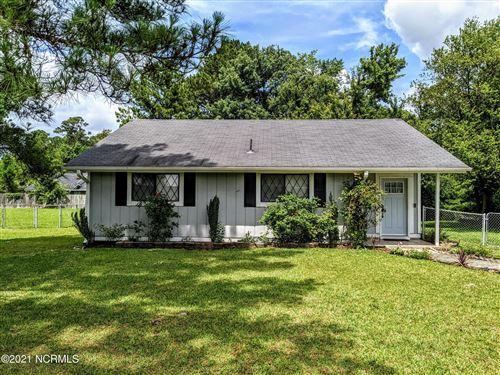 Photo of 506 S Pine Cone Lane, Jacksonville, NC 28546 (MLS # 100275822)