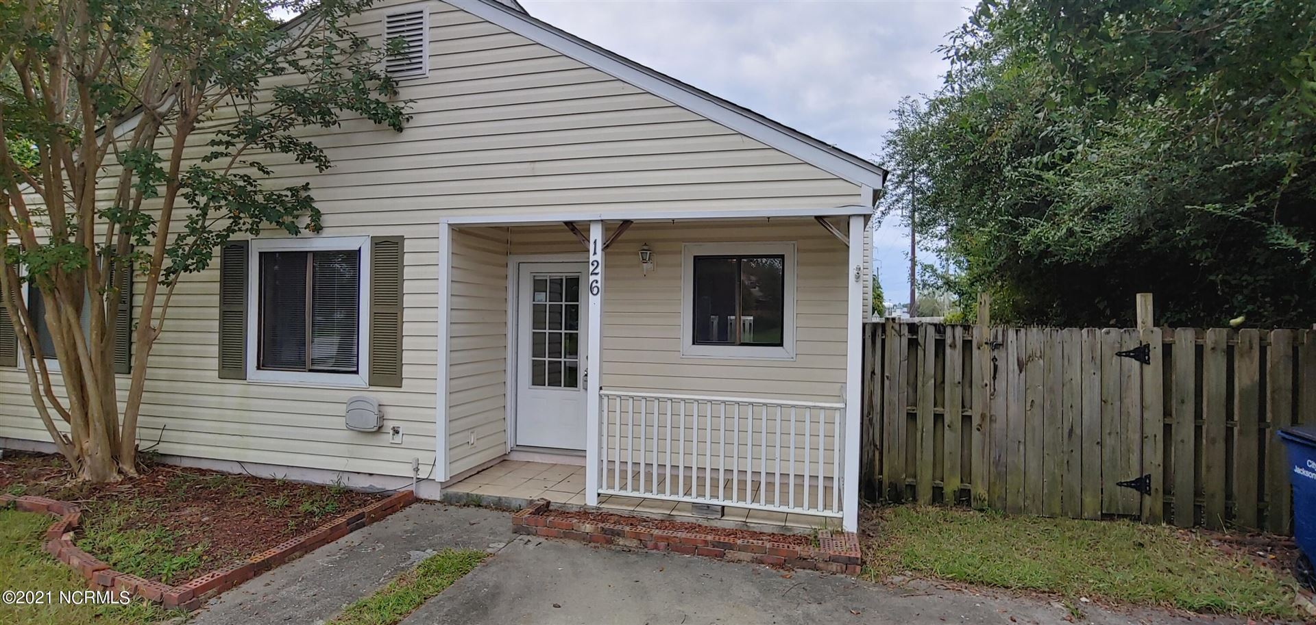 Photo of 126 Doris Avenue E, Jacksonville, NC 28540 (MLS # 100292822)