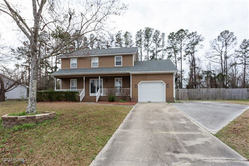 Photo of 224 Sabrina Court, Jacksonville, NC 28540 (MLS # 100200823)