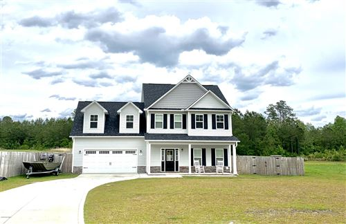 Photo of 111 Sparrows Point Lane, Jacksonville, NC 28540 (MLS # 100216823)