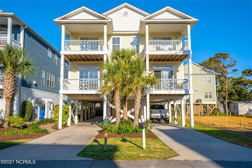 Photo of 1408 Snapper Lane #1, Carolina Beach, NC 28428 (MLS # 100262823)