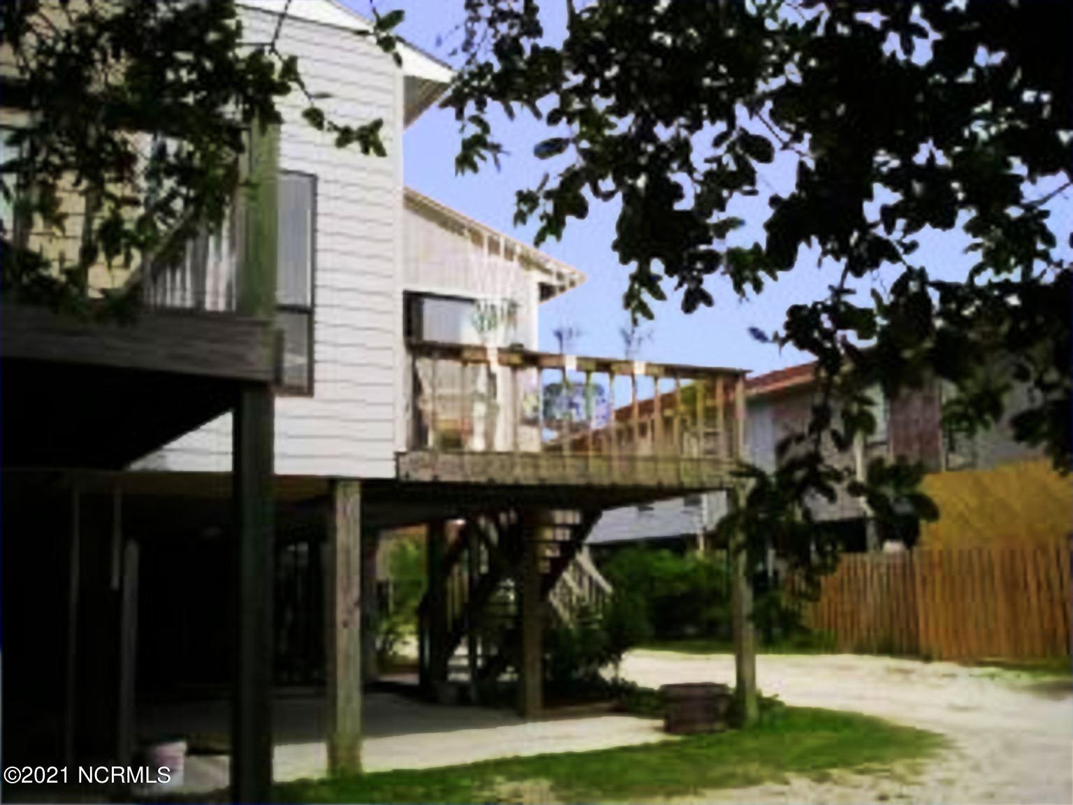 Photo for 227 Sandpiper Drive, North Topsail Beach, NC 28460 (MLS # 100274823)