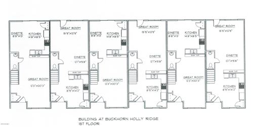 Tiny photo for 111 Buckhorn Avenue, Holly Ridge, NC 28445 (MLS # 100188824)
