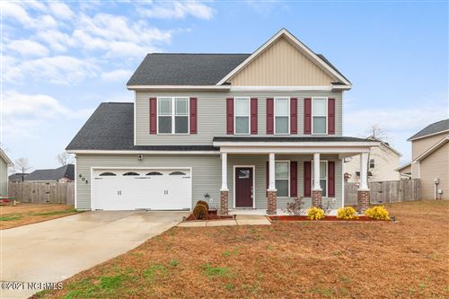 Photo of 905 Haystack Lane, Jacksonville, NC 28546 (MLS # 100257824)