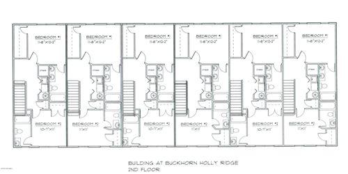 Tiny photo for 113 Buckhorn Avenue, Holly Ridge, NC 28445 (MLS # 100188826)