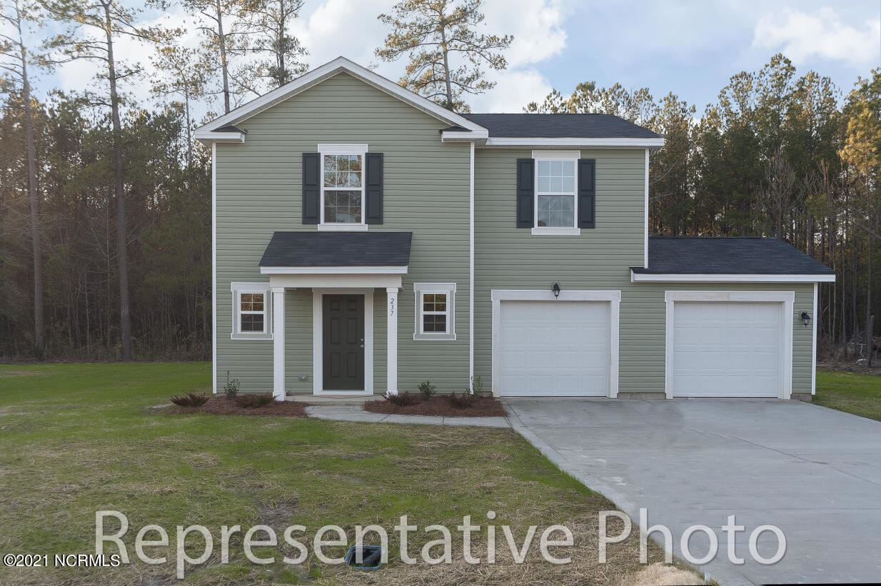 Photo of 205 New Home Place #Lot 36, Holly Ridge, NC 28445 (MLS # 100294826)