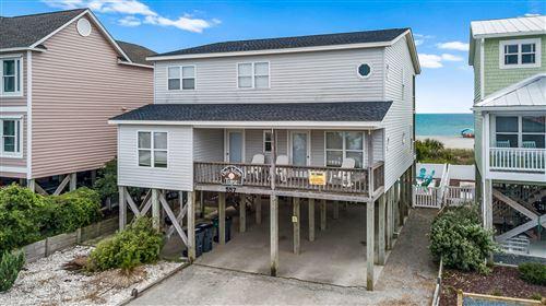 Photo of 557 Ocean Boulevard W, Holden Beach, NC 28462 (MLS # 100216827)