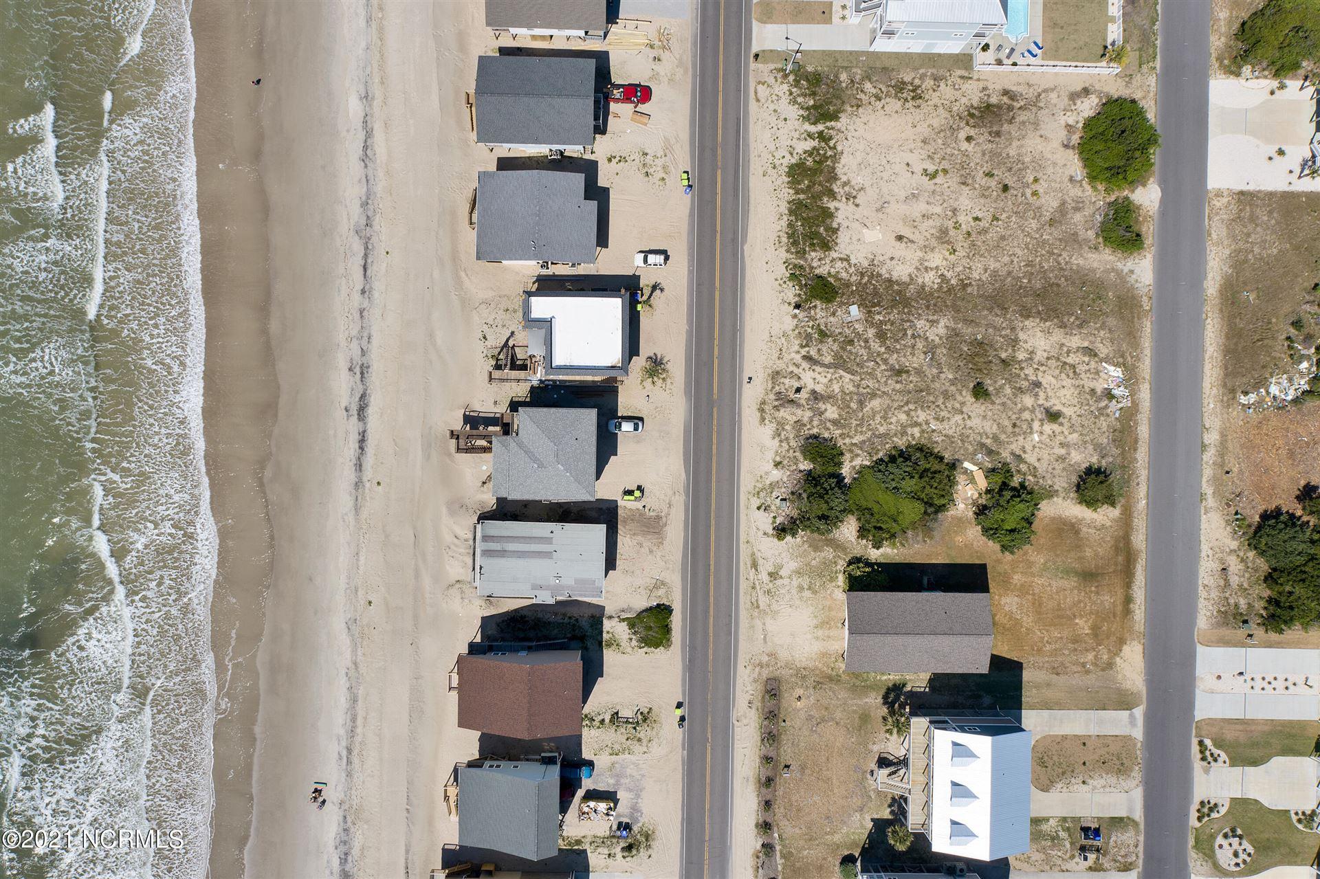 Photo of 510 W Beach Drive, Oak Island, NC 28465 (MLS # 100292829)