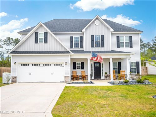 Photo of 252 Wood House Drive, Jacksonville, NC 28546 (MLS # 100266830)