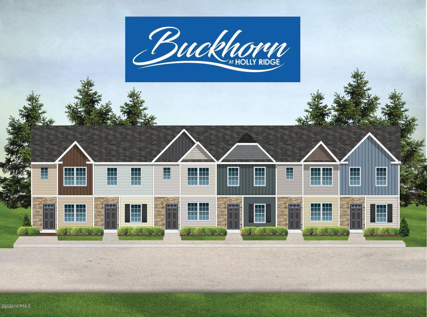 Photo for 117 Buckhorn Avenue, Holly Ridge, NC 28445 (MLS # 100188830)
