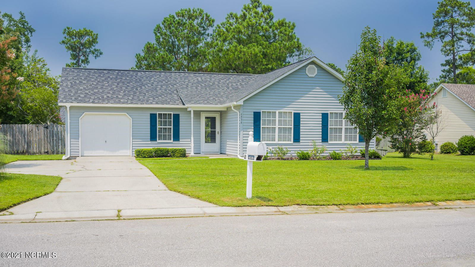 Photo for 4536 Alder Ridge Road, Wilmington, NC 28412 (MLS # 100281830)
