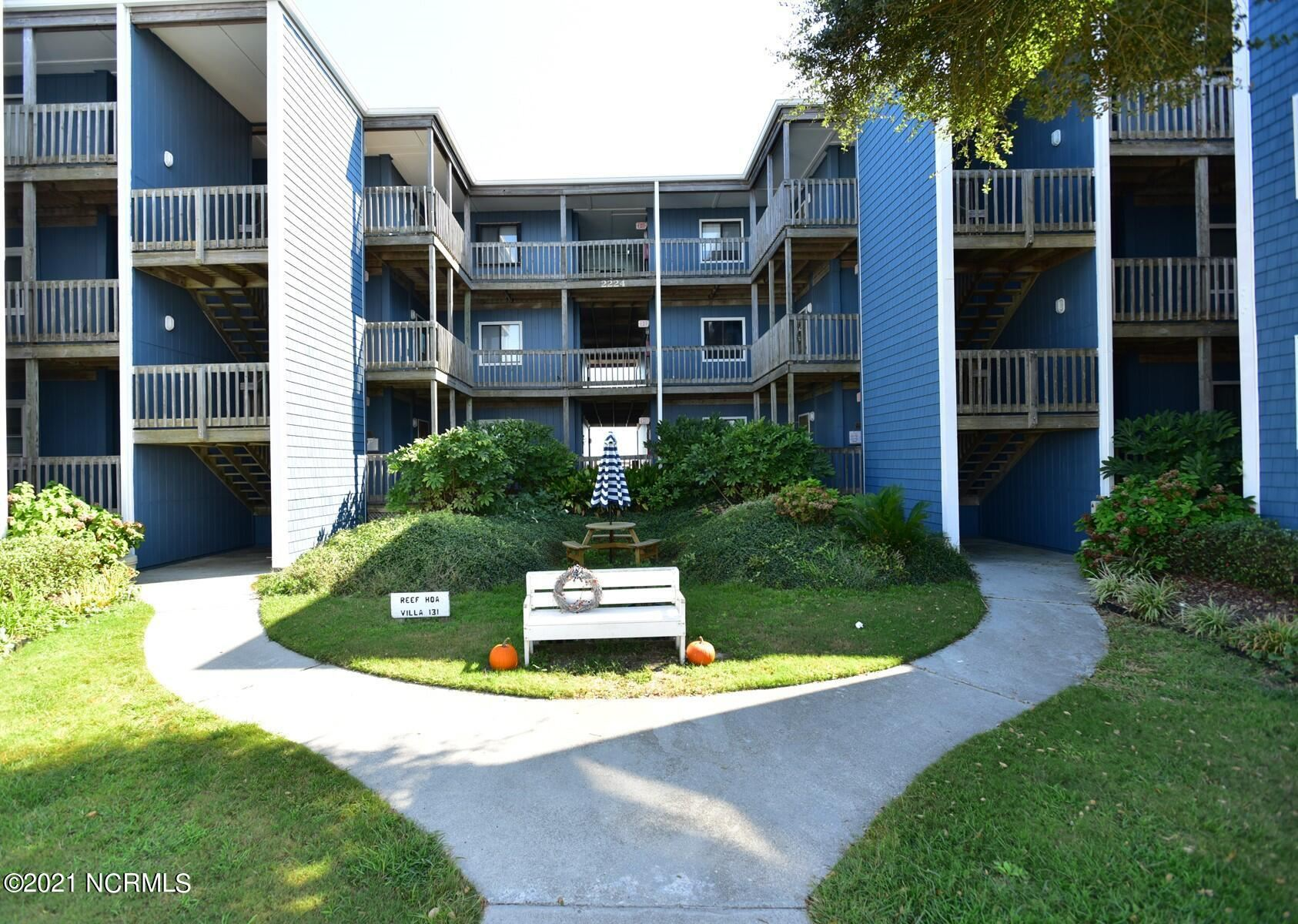 Photo of 2224 New River Inlet Road #233, North Topsail Beach, NC 28460 (MLS # 100292830)