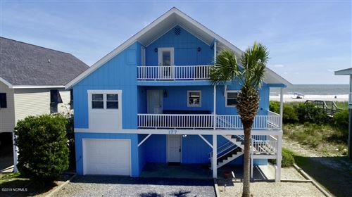 Photo of 177 Ocean Boulevard W, Holden Beach, NC 28462 (MLS # 100167831)