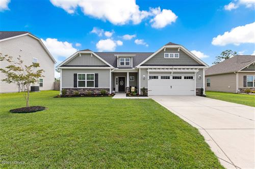 Photo of 131 Oyster Landing Drive, Sneads Ferry, NC 28460 (MLS # 100225831)