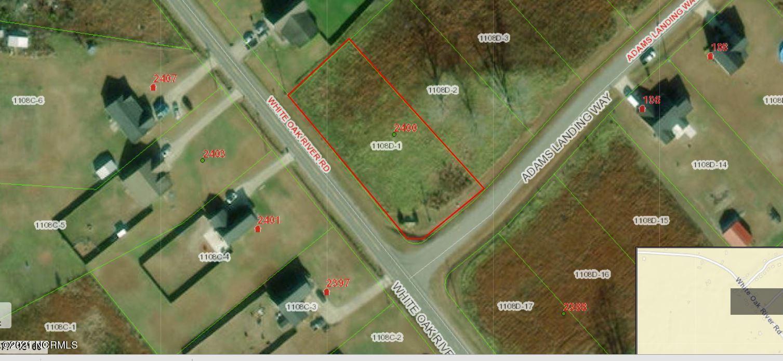 Photo of 101 Adams Landing Way, Maysville, NC 28555 (MLS # 100278831)