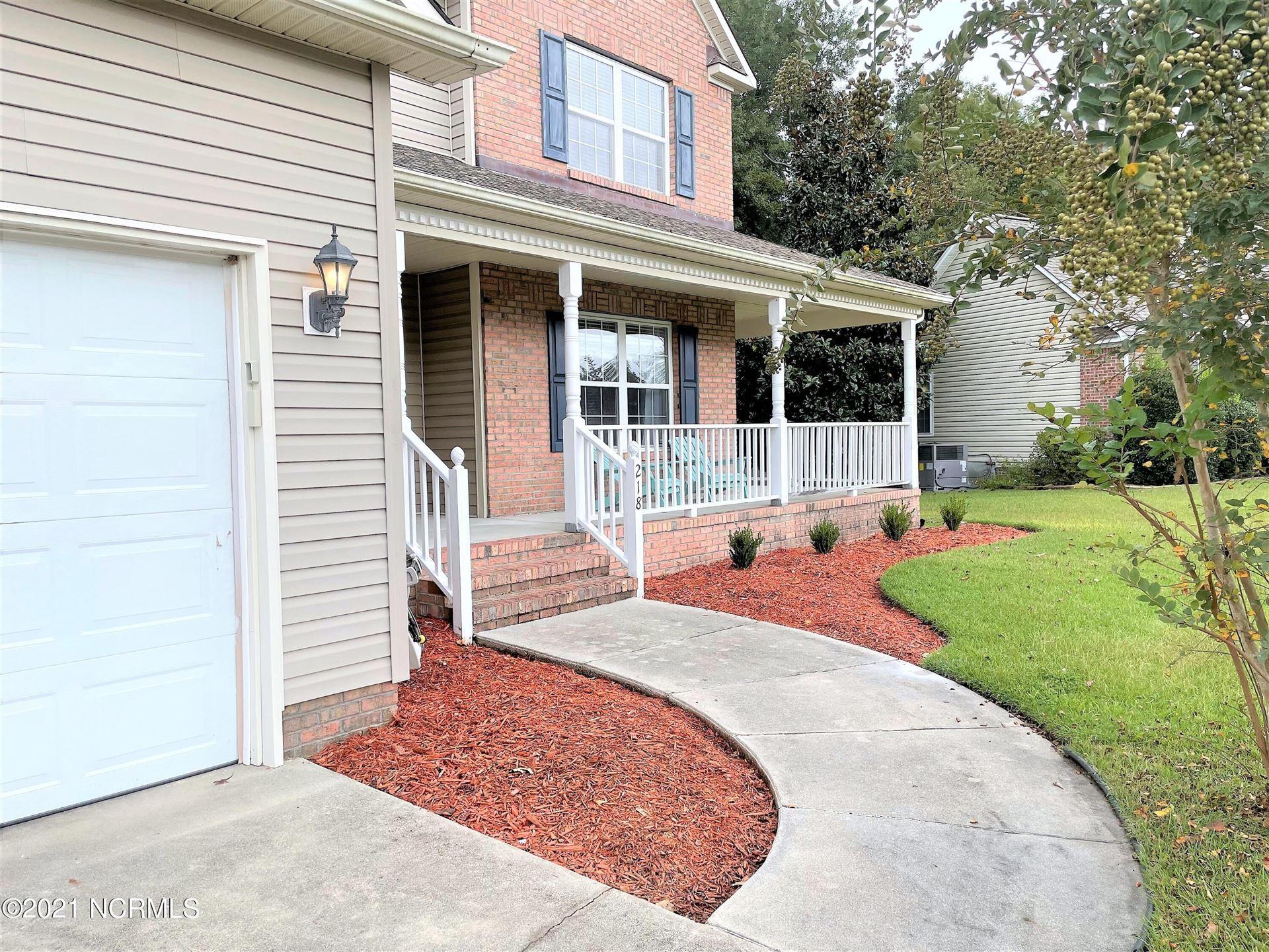 Photo of 218 Newport Drive, Jacksonville, NC 28540 (MLS # 100294831)