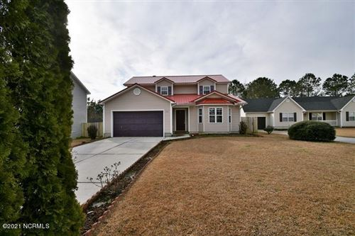 Photo of 413 Eucalyptus Lane, Jacksonville, NC 28546 (MLS # 100255833)
