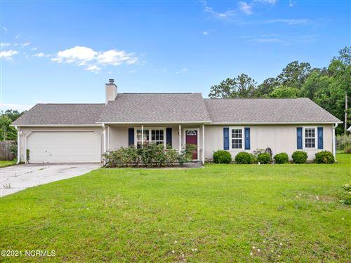 Photo of 244 Zachary Lane, Hubert, NC 28539 (MLS # 100276833)