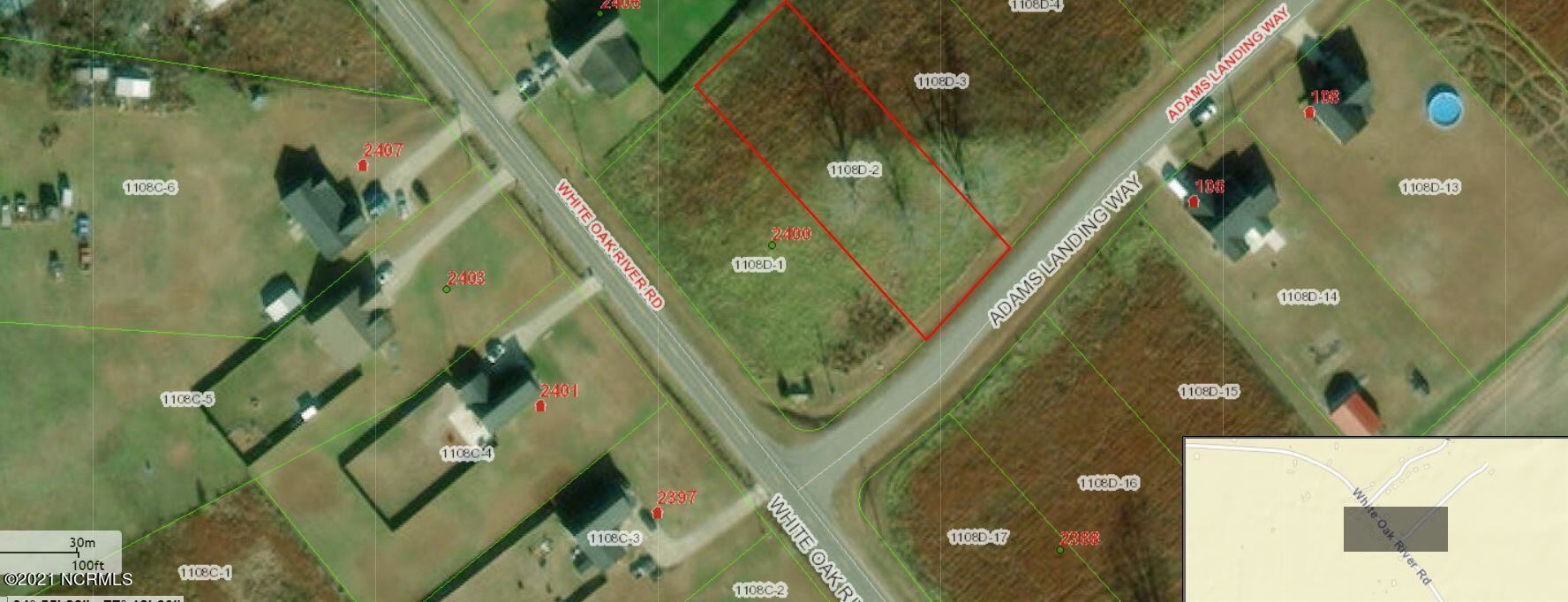 Photo of 103 Adams Landing Way, Maysville, NC 28555 (MLS # 100278834)