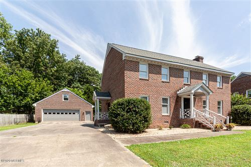 Photo of 4013 Brassfield Drive, Rocky Mount, NC 27803 (MLS # 100227835)