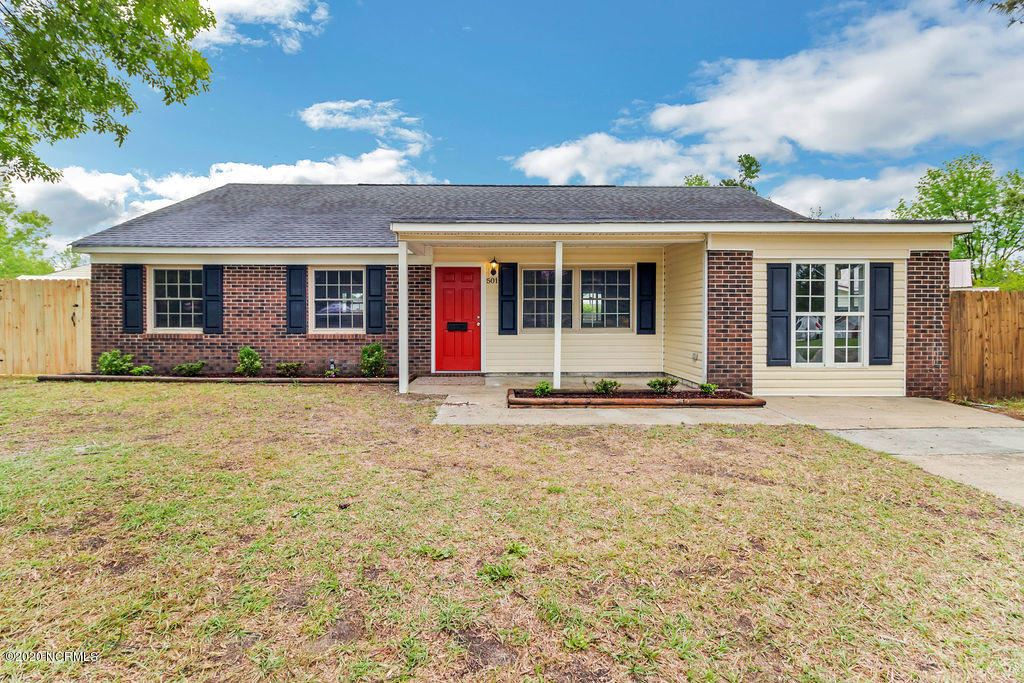 501 Thyme Court, Jacksonville, NC 28540 - #: 100215835