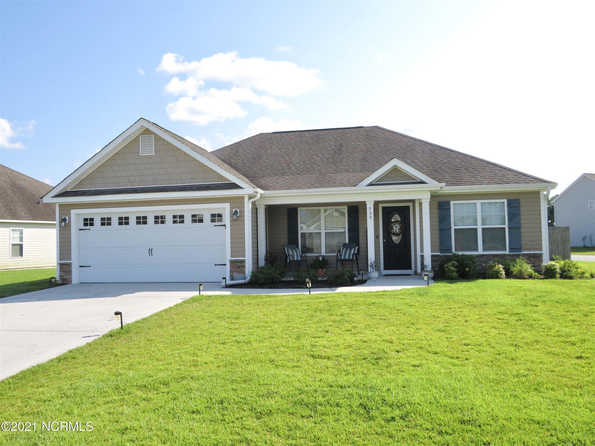 Photo of 739 Radiant Drive, Jacksonville, NC 28546 (MLS # 100285835)