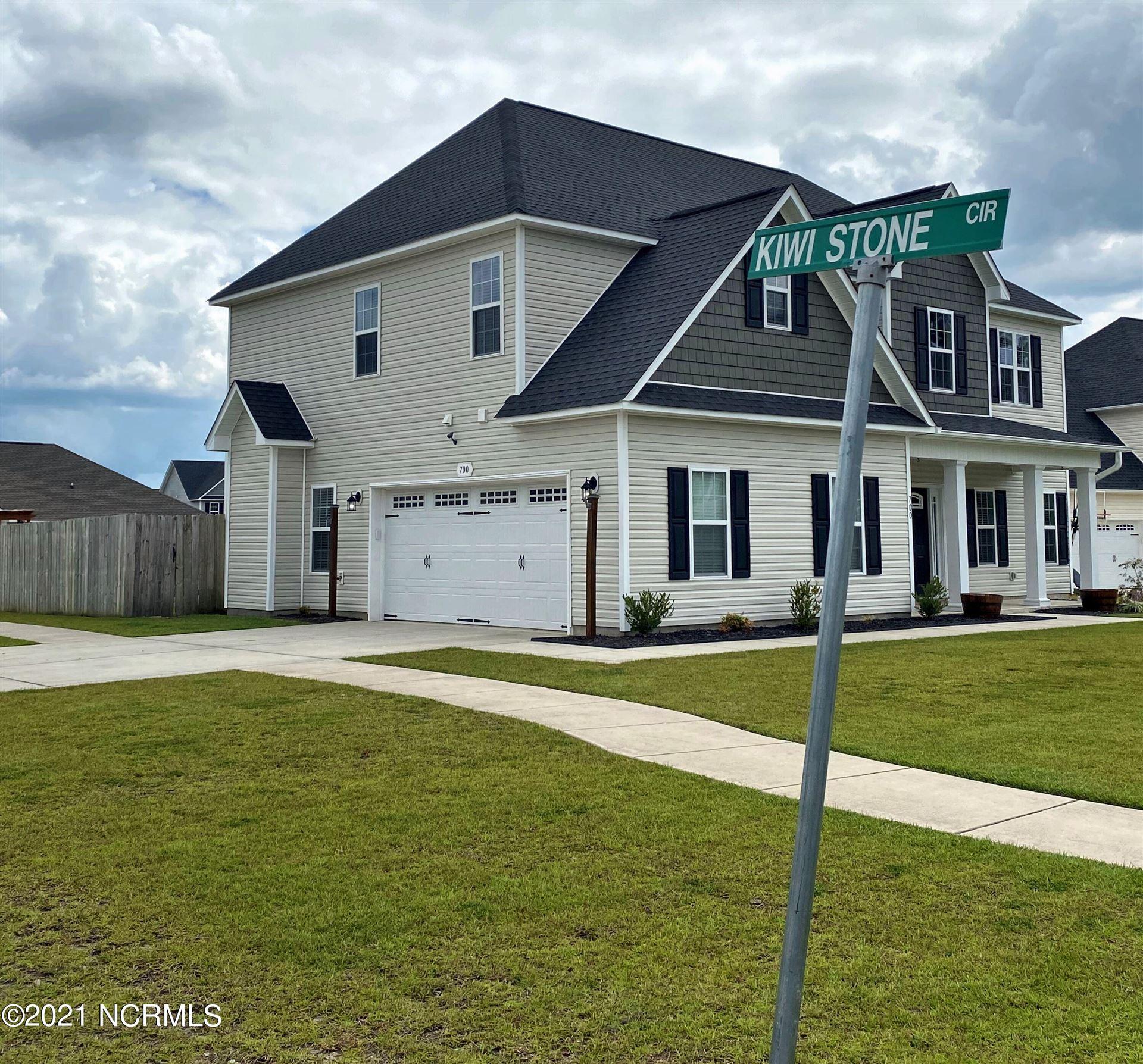 Photo of 700 Kiwi Stone Circle, Jacksonville, NC 28546 (MLS # 100287836)