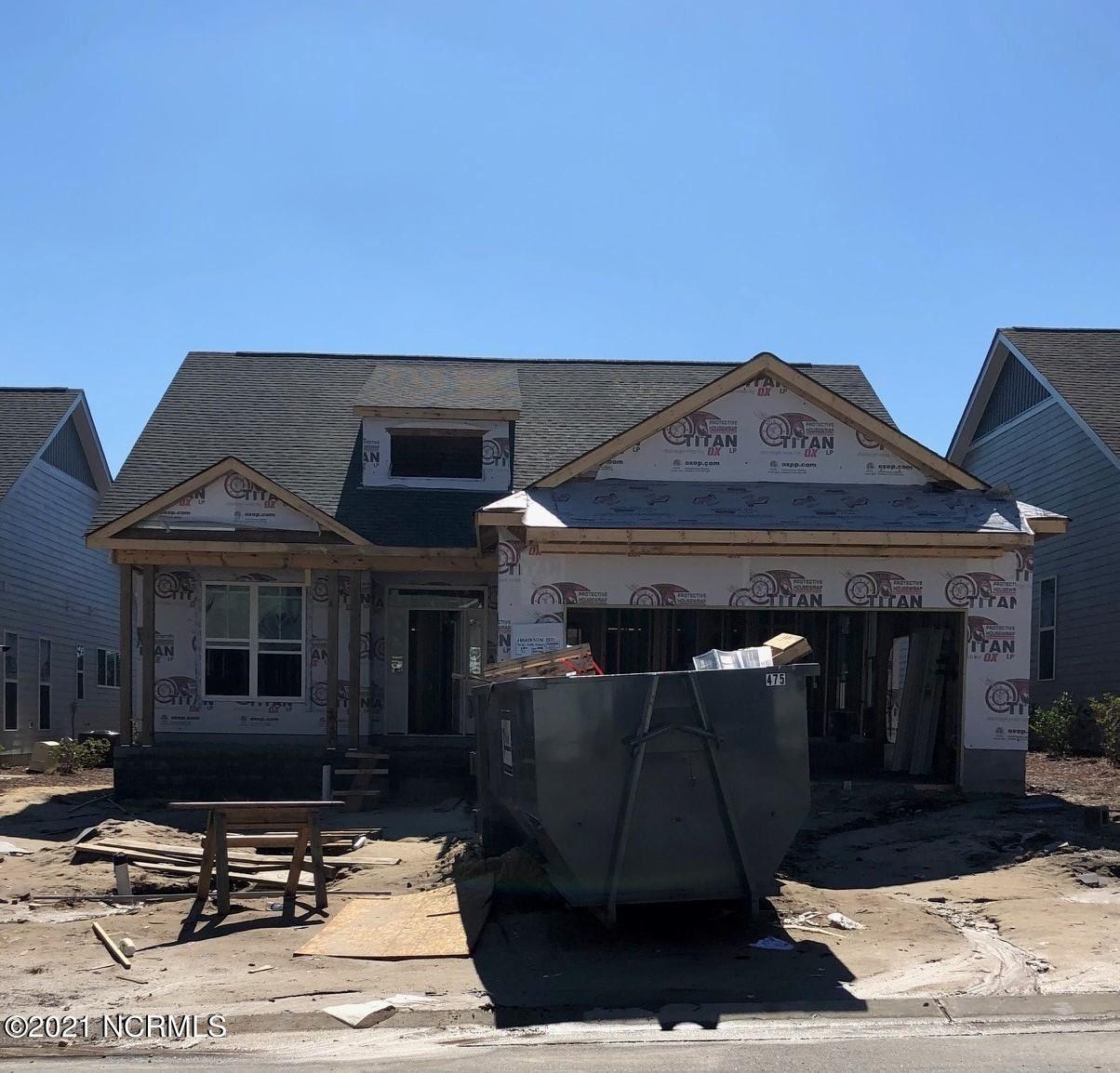 Photo for 3632 Echo Farms Boulevard, Wilmington, NC 28412 (MLS # 100257837)