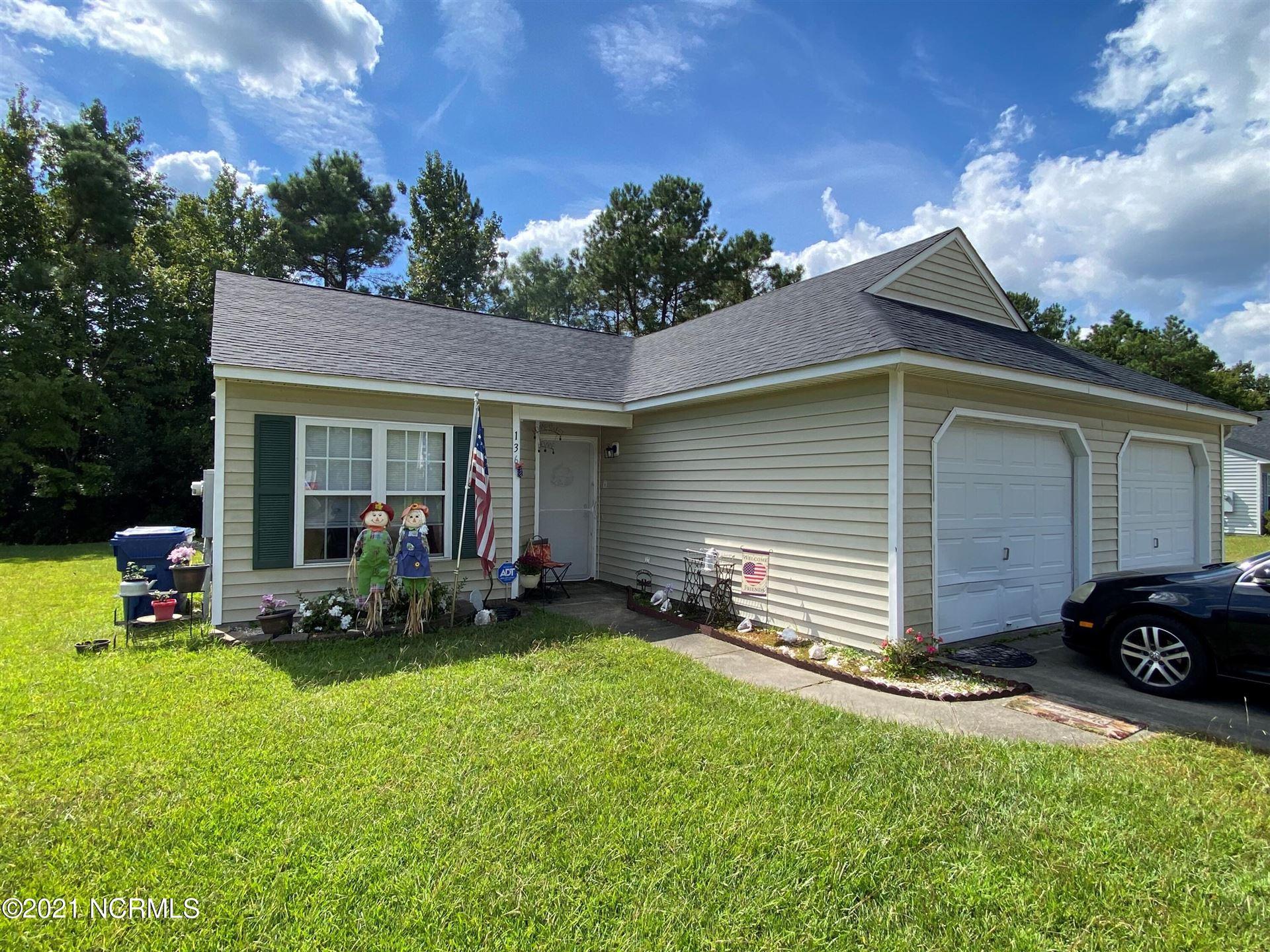 Photo of 136 Gooding Drive, Havelock, NC 28532 (MLS # 100293837)