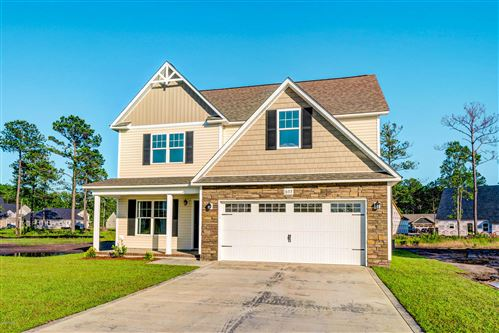 Photo of 602 Coral Reef Court, Sneads Ferry, NC 28460 (MLS # 100204838)