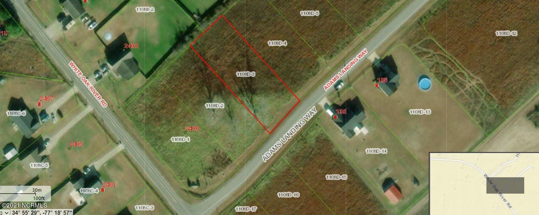 Photo of 105 Adams Landing Way, Maysville, NC 28555 (MLS # 100278838)