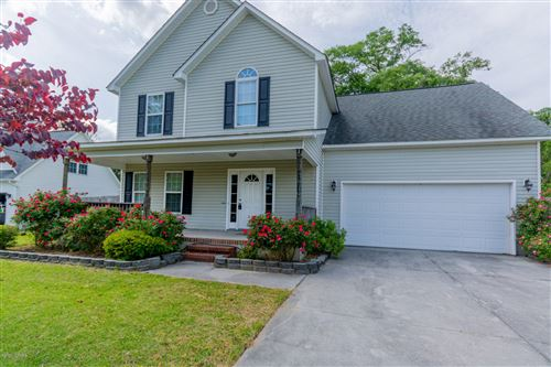 Photo of 124 Brookhaven Drive, Richlands, NC 28574 (MLS # 100215839)
