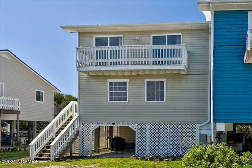 Photo of 217 Oyster Lane, North Topsail Beach, NC 28460 (MLS # 100259839)