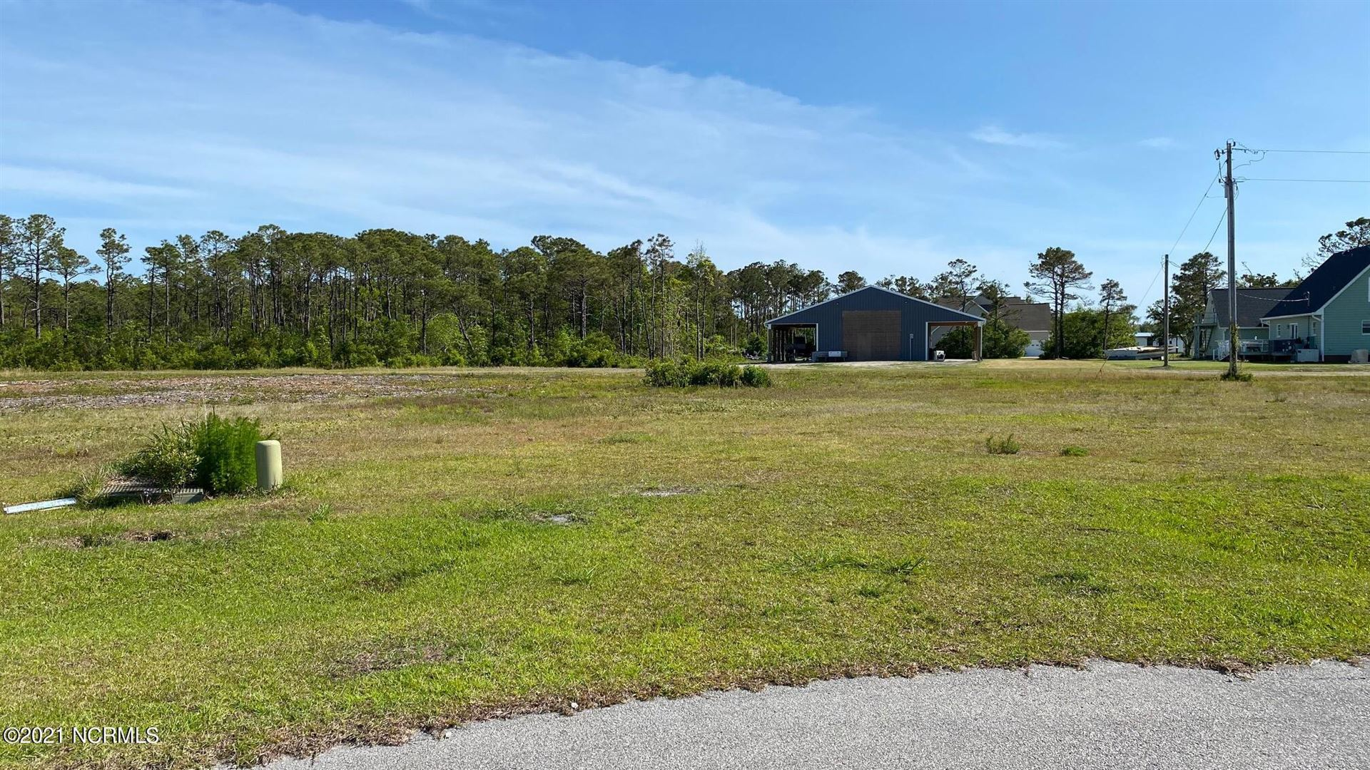 Photo of 224 Bays End Court, Harkers Island, NC 28531 (MLS # 100289839)