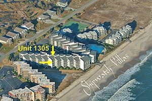 Photo of 1896 New River Inlet Road #1305, North Topsail Beach, NC 28460 (MLS # 100186840)