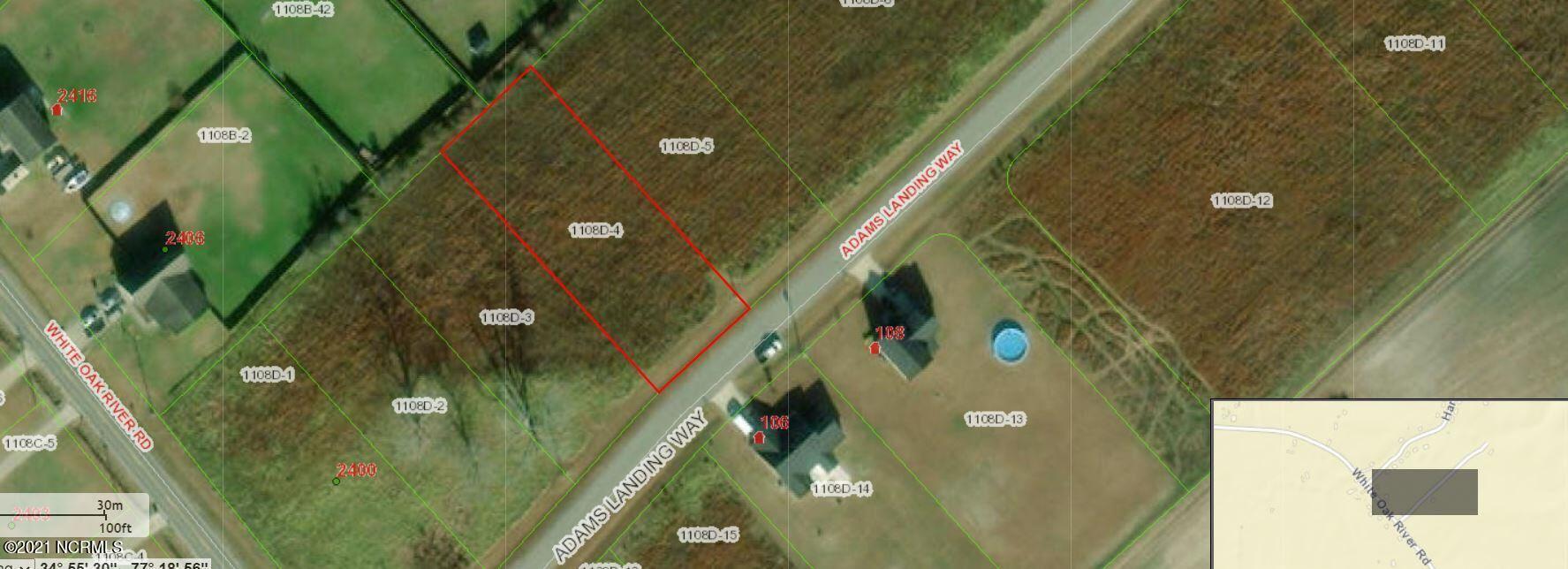 Photo of 107 Adams Landing Way, Maysville, NC 28555 (MLS # 100278840)