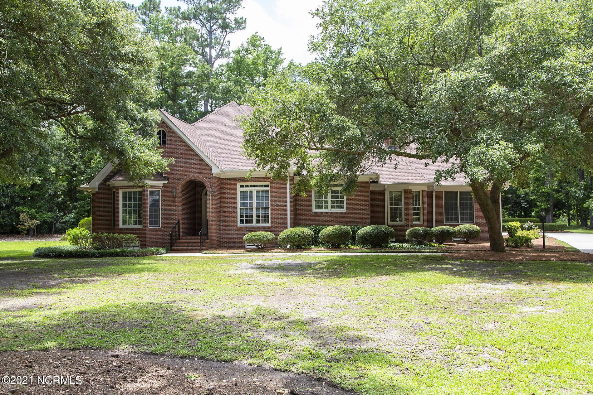 Photo for 5502 Surrey Downs Court, Wilmington, NC 28403 (MLS # 100279840)
