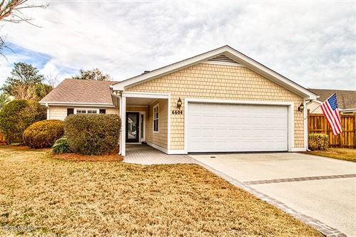 Photo of 6604 Butterclam Court, Wilmington, NC 28405 (MLS # 100204841)