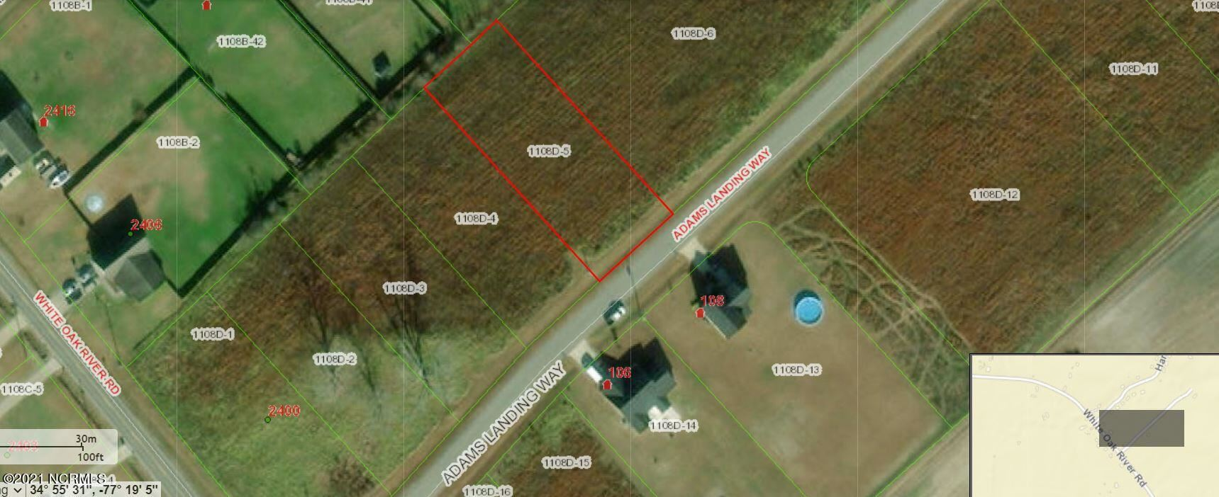Photo of 109 Adams Landing Way, Maysville, NC 28555 (MLS # 100278841)